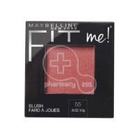 MAYBELLINE - FIT ME Blush No55 Berry - 5gr