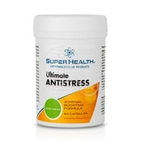 SUPER HEALTH - Ultimate Antistress - 60caps