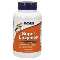 NOW SUPER ENZYMES  90TABL