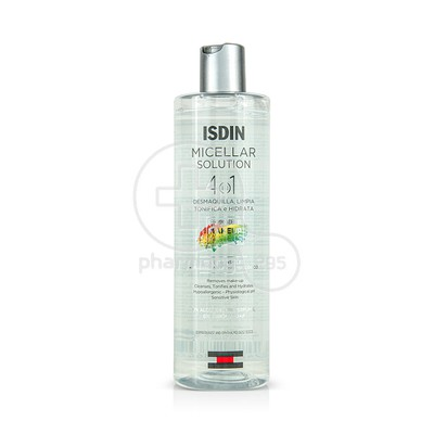 ISDIN - Micellar Solution 4in1 - 400ml