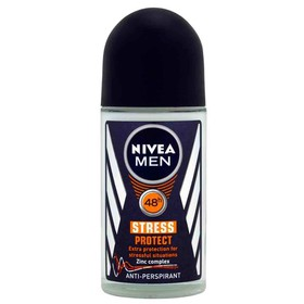NIVEA ΑΠΟΣΜΗΤΙΚΟ ROLL ON MEN STRESS PROTECT 50ML