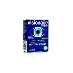 Vitabiotics Visionace Nutritional Supplement To Maintain Good Vision 30 tabs