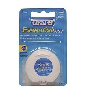 Oral b essential floss cerato