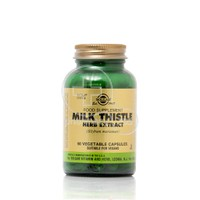 SOLGAR - Milk Thistle Herb Extract 300mg - 60caps