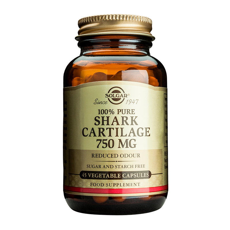 Shark Cartilage 750mg veg.caps