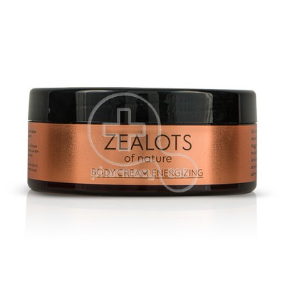 ZEALOTS OF NATURE - ENERGIZING Body Cream - 250ml
