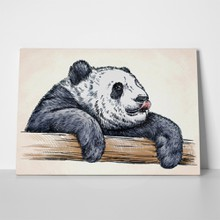 Ngrave ink draw panda 388805722 a