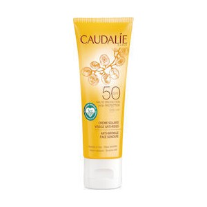 Caudalie anti wrinkle face suncare spf50 50ml