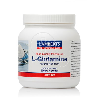 LAMBERTS - L-Glutamine Powder - 500gr