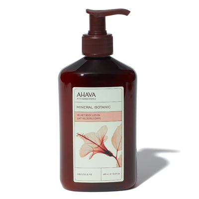 Ahava - Mineral Botanic Body Lotion – Hibiscus & Fig - 400ml