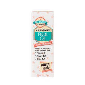 Dirty works pure beauty facial oil 1