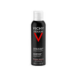 Vichy HOMME for Man Shaving Foam 200ml