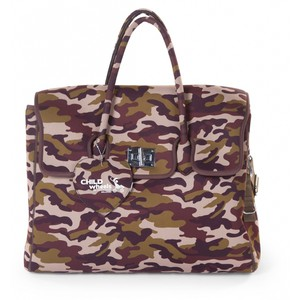 Neoprene Nursery Back Pack Kaki Camouflage