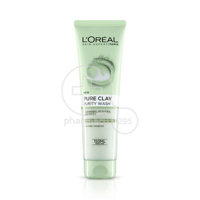 L'OREAL PARIS - PURE CLAY Purity Wash - 150ml