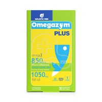 HOLISTIC MED - OMEGAZYM Plus - 30softgels