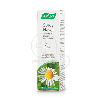 A.VOGEL - Spray Nasal (Sinuforce Nasal Spray) - 20ml