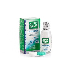Opti-Free Pure Moist Travel Pack 90ml
