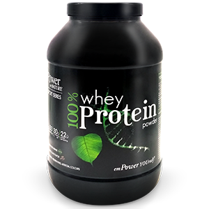 Power of nature sport series 100  whey protein