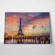 Paris eiffel sunrise 2 543790033 a