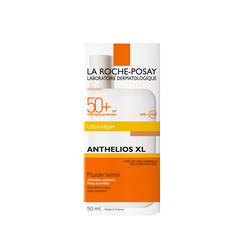 La Roche Posay Anthelios XL SPF50+ Tinted Fluid Πολύ Υψηλή Αντηλιακή Προστασία Με Ανάλαφρη Υφή Και Χρώμα 50ml