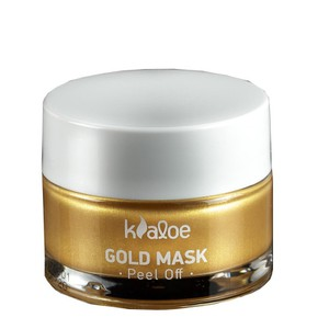 Kaloe gold mask 2