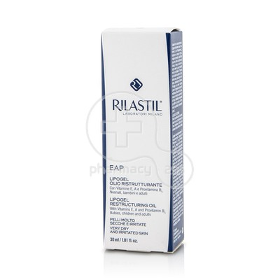 RILASTIL - EAP Lipogel Restructuring Oil - 30ml