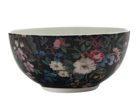 "Maxwell & Williams Μπολ ""Midnight Blossom"" 16cm. William Kilburn Bone China"