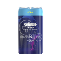 GILLETTE - PROMO PACK 2 ΤΕΜΑΧΙΑ SERIES Sensitive Cool Shave Gel - 200ml ΣΕ ΚΑΛΥΤΕΡΗ ΤΙΜΗ