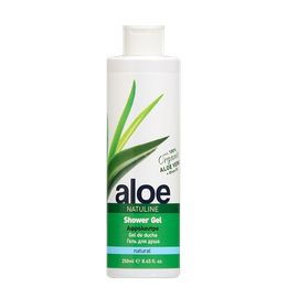 Bodyfarm Natuline Aloe Shower Gel Natural 250ml