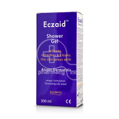BODERM - ECZAID Shower Gel 300ml