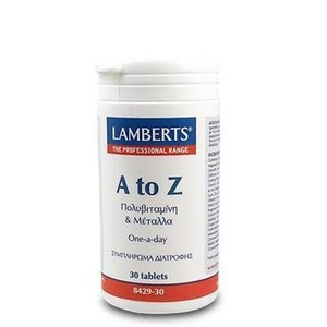 Lamberts a to z produced 2