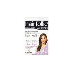 Vitabiotics Wellwoman Hairfollic Woman 60 tabs