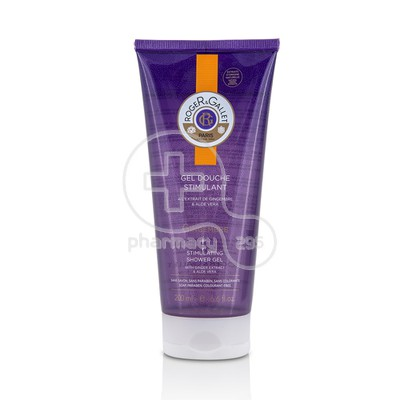ROGER & GALLET - GINGEMBRE Gel Douche Stimulant - 200ml