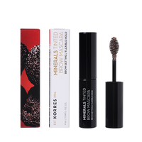 Korres Minerals Tinted Brow Mascara 01 Dark Shade