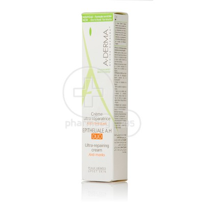 A-DERMA - EPITHELIALE A.H. Duo Creme Ultra Reparatrice - 40ml