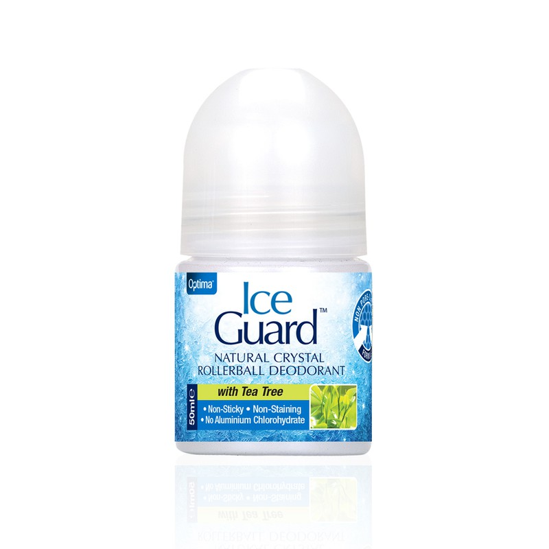 Ice Guard Rollerball Unperfumed Roll on
