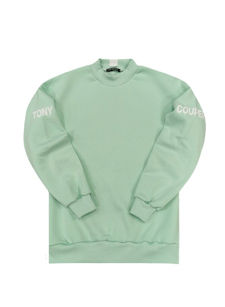 TONY COUPER LIGHT BLUE OVERSIZE HOODIE