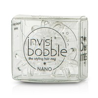 INVISIBOBBLE - NANO Crystal Clear - 3τεμ.