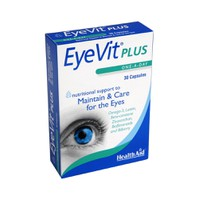 HEALTH AID EYE VIT PLUS 30CAPS