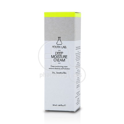 YOUTH LAB - Deep Moisture Cream - 50ml PS/Sensitive Skin
