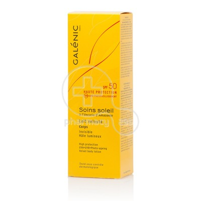 GALENIC - SOINS SOLEIL Lait Veloute Corps SPF50 - 100ml