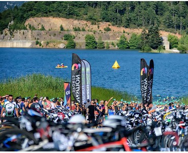 Transition Sports by Pharmacy295: Sprint Triathlon στη λίμνη Δόξα