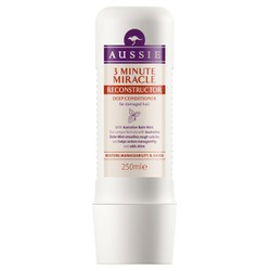 Aussie 3 Minute Miracle Reconstructor Deep Treatment 250ml