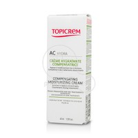 TOPICREM - AC HYDRA Compensating Moisturizing Cream - 40ml