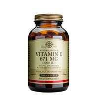 SOLGAR VITAMIN E 1000IU 100SOFTGELS