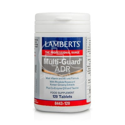 LAMBERTS - Multi Guard ADR - 120tabs