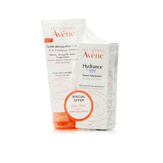 Avene SPECIAL OFFER Hydrance Ενυδατικός Ορός 30ml & ΔΩΡΟ Fluide Demaquillant 3 in 1 Make-Up Remover 100ml