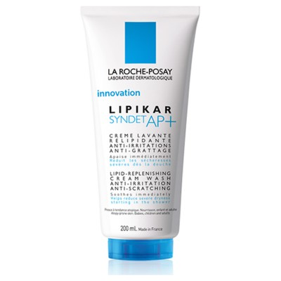 LA ROCHE-POSAY - LIPIKAR Syndet AP+ Cream Lavante - 200ml