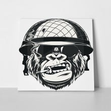 Monkey soldier cigarette 547447465 a