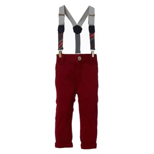 Boys Trousers With Braces
